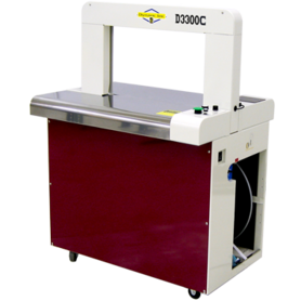 D3300C Automatic Wood Strapping Machine - Dynaric, Inc.