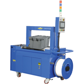 AM659AB Fully Automatic Strapping Machine