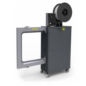 Vertical Plastic Banding Strapping Machine - N3400V | Dynaric, Inc.