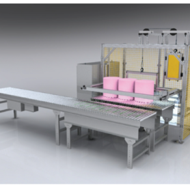 Industrial Strapping Machine Packaging System - H2BI Dynaric, Inc.