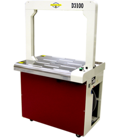 Poly Strapping Machine - D3100 | Dynaric, Inc.