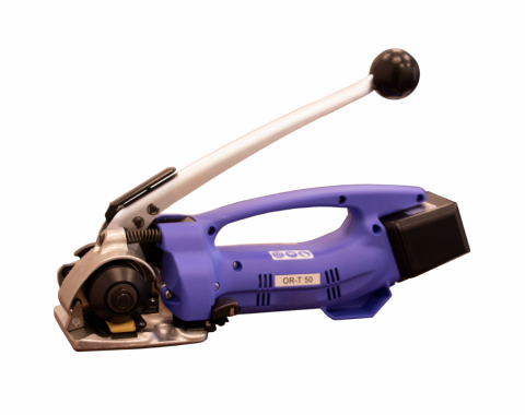 OR-T 50 Manual Tensioning Friction-Weld Battery Power Combination Tool