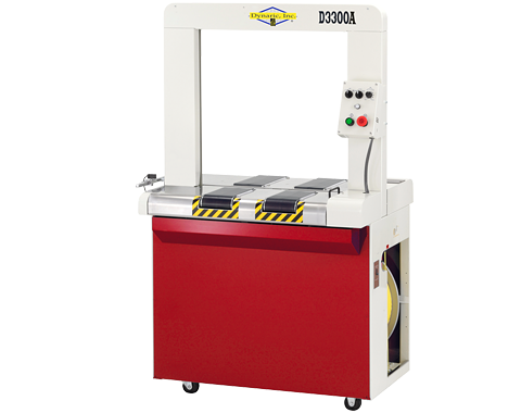 D3300A Fully Automatic Strapping Machine