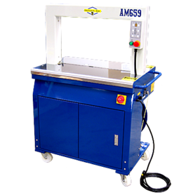 AM659 Economical Automatic Machine Strapper