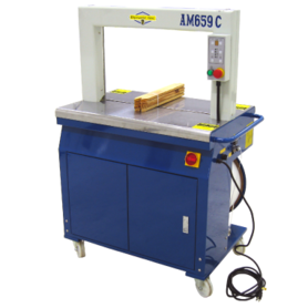 AM659C Economical Automatic Machine Strapper