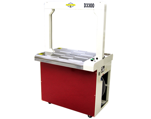 D3300-Box Strapping Machine | Dynaric, Inc.