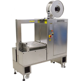AM659YSSA Fully Automatic Stainless Steel Side Seal Banding Machine