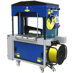 NP5000X Fully Automatic High Speed Cross-Strapping Machine