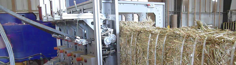 Hay and Bale Machine Systems