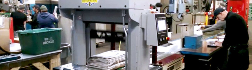 Commercial Printing & Paper Banding Machine Products