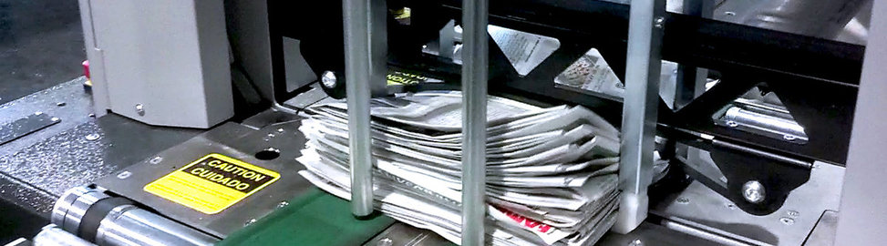 Newspaper Strapping System Options